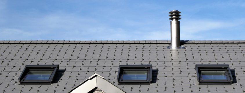 Dachfenster, Wohnhaus Urnerboden