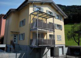 Eternitfassade Clinar, MFH in Schattdorf