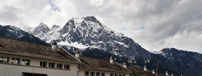 Falzziegeldächer Turmmatt Altdorf