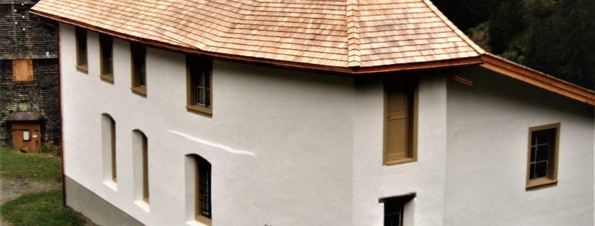 Waschhaus Hotel Maderanertal