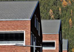 Eternit Dachschiefer, MFH in Andermatt