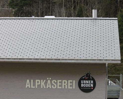 Eternitdach, Alpkäserei Urnerboden