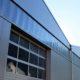 Blechfassade Sandwichpaneele, Industrigebäude in Erstfeld