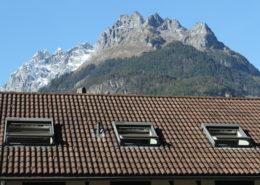 Dachfenster Wohnhaus in Erstfeld