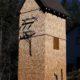 EWA Turm, Schindelfassade
