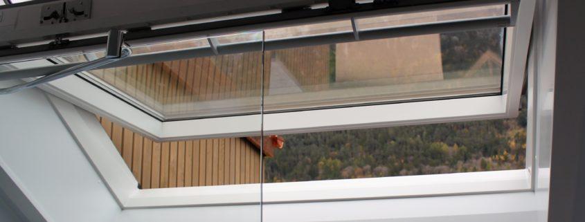 Dachfenster Dusche, MFH in Erstfeld